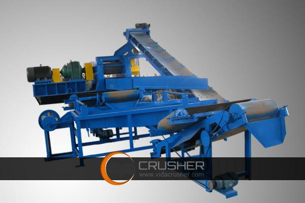Rubber/Tire Recycling Line