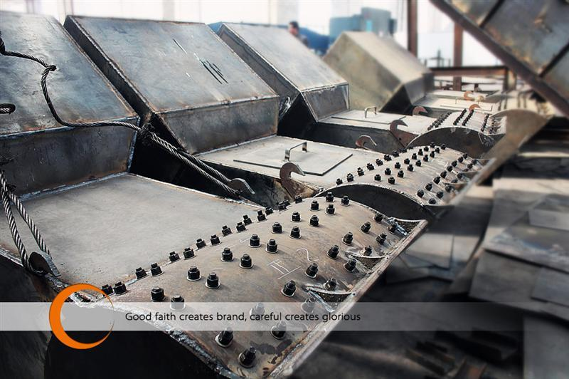 Production of Metal Crusher
