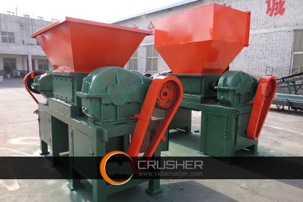 Plastics/Rubber Shredder