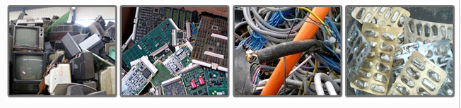 Wire/Cable Recycling Line